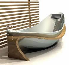 A World Of Interior Design Design Of The Week   Bath Tubs - Organic bathroom design