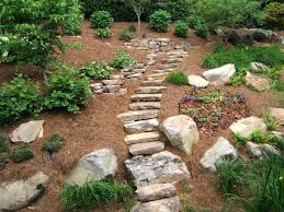 Landscaping Ideas Hillside Backyard Landscape Ideas For Hilly Backyards Landscaping Ideas Steep