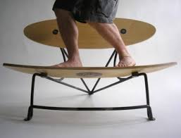 skateboard chairs surfboard chair to go with our snowboard bench my house