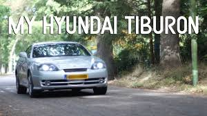 my hyundai tiburon review youtube