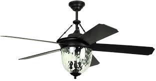 Industrial Style Ceiling Fan by Litex E Km52abz5cmr Knightsbridge Collection 52 Inch Indoor