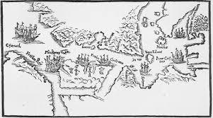 Hudson River Map File Map Of Hudson Strait And Hudson Bay By Jens Munck 1624 Jpg