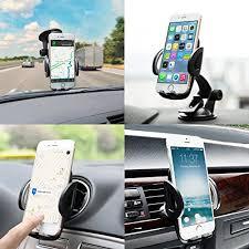 porta iphone 5 auto ivoler皰 2 in 1 supporto auto smartphone universale porta
