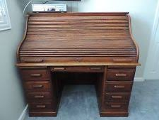 vintage roll top desk ebay