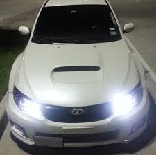 Fog Light Led Bulbs by H11 Hi Power Xb Cree Led Bulbs Fog Lights Day Time Running