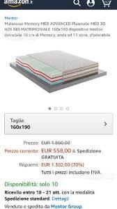materasso nuovo materasso nuovo imballato arredamento e casalinghi in vendita a