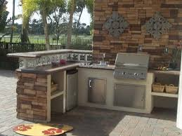 Outdoor Kitchen Cabinet Kits by Kitchen Outdoor Kitchen Modular And 45 Example Photo Of Modular