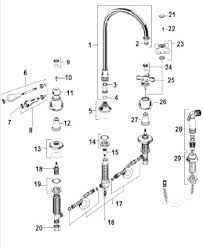 parts for moen kitchen faucets 100 images how to replace a