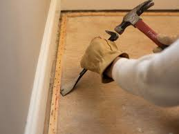 Tools Carpet How To Remove Wall To Wall Carpet Hgtv