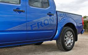 nissan frontier body parts 2012 nissan frontier crew cab sv v6 4x4 first drive truck trend