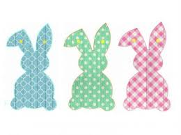 easter rabbits decorations free easter bunny banner printable of faeries fauna craft co