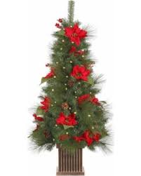 check out these deals on vickerman 4 pre lit poinsettia