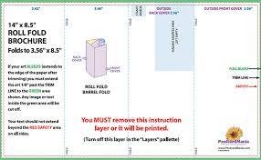 fold brochure template 4 panel brochure template indesign 4 panel brochure template
