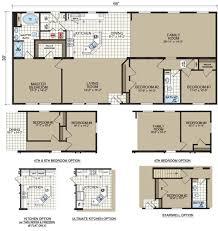 modular home plans missouri nebraska modular home floor plans dutch modular dm 6605 multi