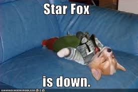 Star Fox Meme - star fox is down i has a hotdog dog pictures funny pictures