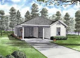 carport starter home plan 59779nd architectural designs