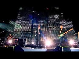 U2 In The City Of Blinding Lights U2 Intro City Of Blinding Lights Chicago Live Youtube