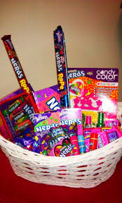 candy gift basket nerds candy gift basket on storenvy