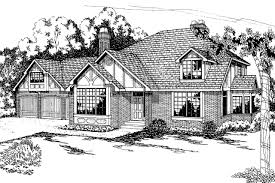 Tudor Style Floor Plans by Tudor House Plans Walbrook 10 070 Associated Designs