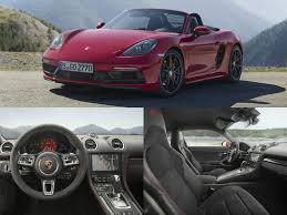 porsche new model latest porsche 718 gts models are tailored for sportiness torque