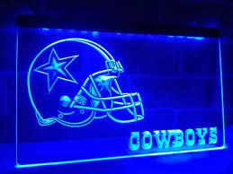 Dallas Cowboys Home Decor Online Get Cheap Dallas Cowboys Neon Aliexpress Com Alibaba Group
