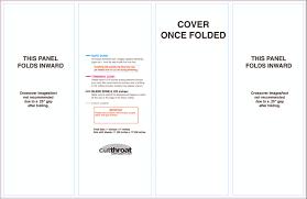 100 political brochure templates professional brochure