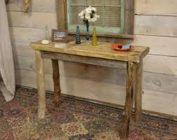Driftwood Sofa Table by Driftwood Book Shelf 66wide X 16deep X 72