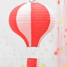 air balloon ceiling light 12 kids rainbow air balloon paper lantern lshade ceiling