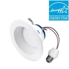 Cree 100 Watt Led Light Bulb by Cree 100w Equivalent Soft White 2700k 6 In Dimmable Led