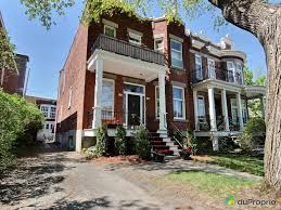 Multiplex House Outremont Duplex And Triplex For Sale Commission Free Duproprio