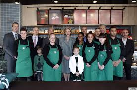 dress code for starbucks