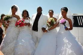 David Tlale Traditional Wedding Dresses