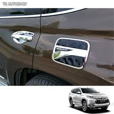 mitsubishi montero 2016 fitt fuel oil cap tank door cover fits mitsubishi montero pajero
