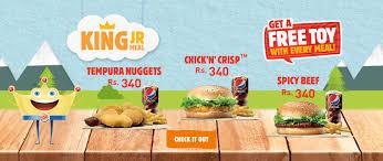 Career At Burger King Burger King