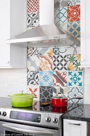 Colorful Kitchen Backsplashes 522 Best Tile Images On Pinterest Bathroom Ideas Bathroom