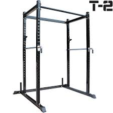 amazon com titan t 2 series short power rack squat deadlift cage