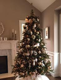 pottery barn christmas tree skirt christmas lights decoration
