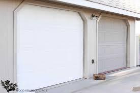 Pvc Exterior Door Trim by Garage Door Header Trim Xkhninfo