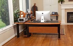 High End Computer Desk Artistic Computer Desk Full L Shaped Right Caretta Workspace