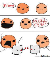 Pillow Fight Meme - pillowfight by premiumsilver meme center