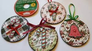 ornaments refrigerator magnets upcycled crafts