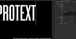 final cut pro text effects final cut pro x text animations protext hinge