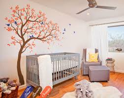 Tree Wall Decor For Nursery Diy Nursery Wall Decor Nursery Decorating Ideas