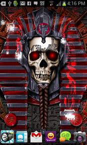 skull apk undead pharaoh skull wallpaper 1 0 5 apk android