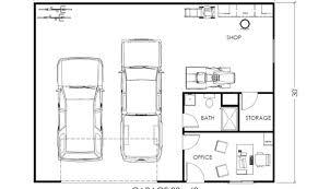 garage office plans pleasant design ideas garage house plans symbols 12 25 best ideas