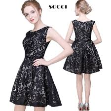 modest formal dresses for juniors socci custom made black lace cocktail dresses for