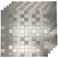 Kitchen Peel And Stick Backsplash Peel And Stick Tile For Kitchen Stick On Tiles
