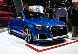 2017 nyias 2018 audi rs 3 and rs 5 take center stage in new york