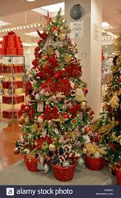 christmas tree ornaments for sale at macy u0027s department store in