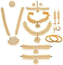 buy ug products complete set bharatanatyam jewellery with all the